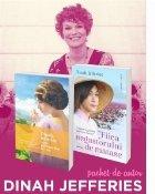 Pachet Dinah Jefferies (2 volume): 1. Sotia plantatorului de ceai; 2. Fiica negustorului de matase