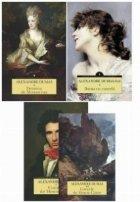 Pachet Dumas 3 volume (Contele de Monte Cristo, Doamna de Monsoreau, Dama cu camelii)