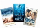 Pachet Epiclove (serie de autor Colleen Hoover) : Confess, Hopeless, Ugly Love
