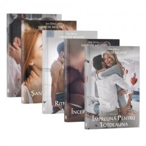 Pachet Iubiri de neuitat (5 romane)