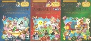 Pachet Povesti de 3 minute (3 carti): Povesti de la ferma veche; Povesti de adormit copiii; Povesti cu animale