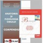 Pachet promotional: Biologie / Cristescu - Manual pentru clasa a XI-a + Anatomia si fiziologia omului - Compendiu