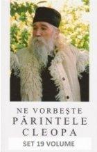 Pachet promotional Ne vorbeste Parintele Cleopa (19 volume)