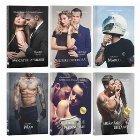 Pachet (6 romane) Forta atingerii: Pravda, Volumul 1+2; M&M, Volumul 1+2; Iubirea mi-a salvat viata, Volumul 1+2