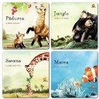 Pachet Unde traiesc animalele? (4 carti)