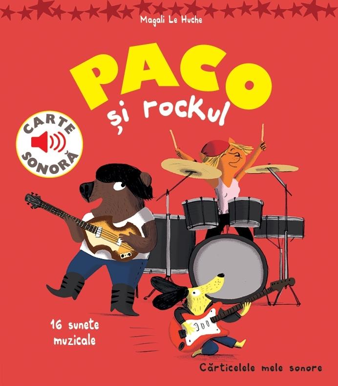 Paco si rockul. Carte sonora