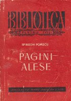 Pagini alese