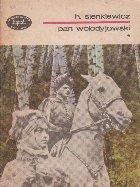 Pan Wolodyjowski, Volumul I