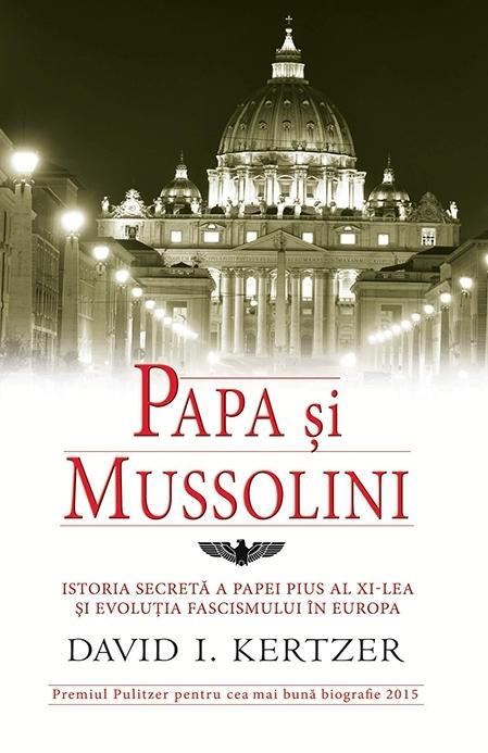 Papa si Mussolini
