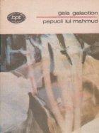 Papucii lui Mahmud (Romane, 1)