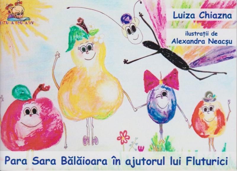 Para Sara Balaioara in ajutorul lui Fluturici