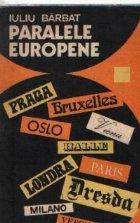 Paralele europene - Note de calatorie