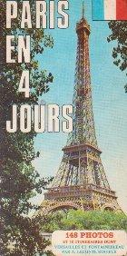 Paris en 4 jours
