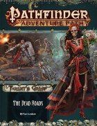 Pathfinder Adventure Path: The Dead Roads (Tyrant's Grasp 1