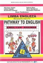 Pathway to english - English Agenda. Student's Book - Manual de limba engleza - Clasa a V-a