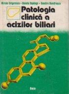Patologia clinica acizilor biliari