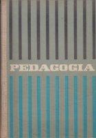 Pedagogia pentru institutele pedagogice, Editia a III-a