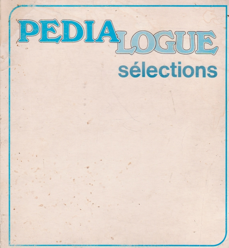 Pedialogue Selections