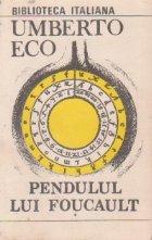 Pendulul lui Foucault, Volumul I