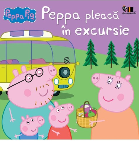 Peppa Pig: Peppa pleacă în excursie