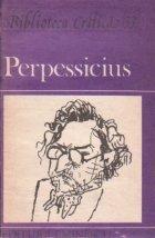 Perpessicius