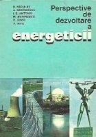 Perspective dezvoltare energeticii