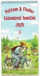Pettson Findus Calendarul familiei 2020