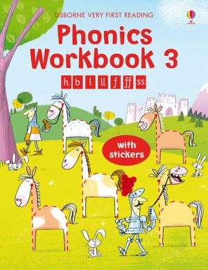 Phonics workbook level 3