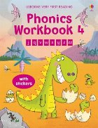 Phonics workbook level 4