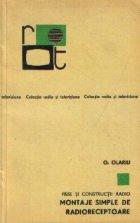 Piese si constructii radio - Montaje simple de radioreceptoare