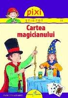 PIXI ŞTIE-TOT. Cartea magicianului