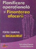 Planificare Operationala Finanterea Afacerii Pentru