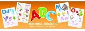 Planse - Alfabet (ABC)