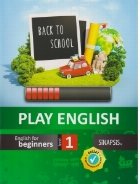 Play English. English for beginners. Level 1
