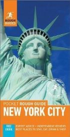 Pocket Rough Guide New York City (Travel Guide with Free eBo