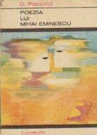 Poezia lui Mihai Eminescu