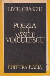 Poezia lui Vasile Voiculescu