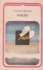 Poezii - Lucian Blaga (Colectia Arcade)