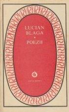Poezii (Lucian Blaga) - Seria Patrimoniu