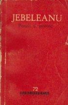 Poezii poeme Jebeleanu