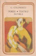 Poezii. Teatru. Nuvele