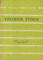 Poezii - Theodor Storm