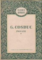 Poezii, Volumele I si II