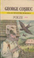 Poezii Volumul lea Din Periodice