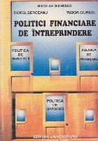 Politici financiare de intreprindere