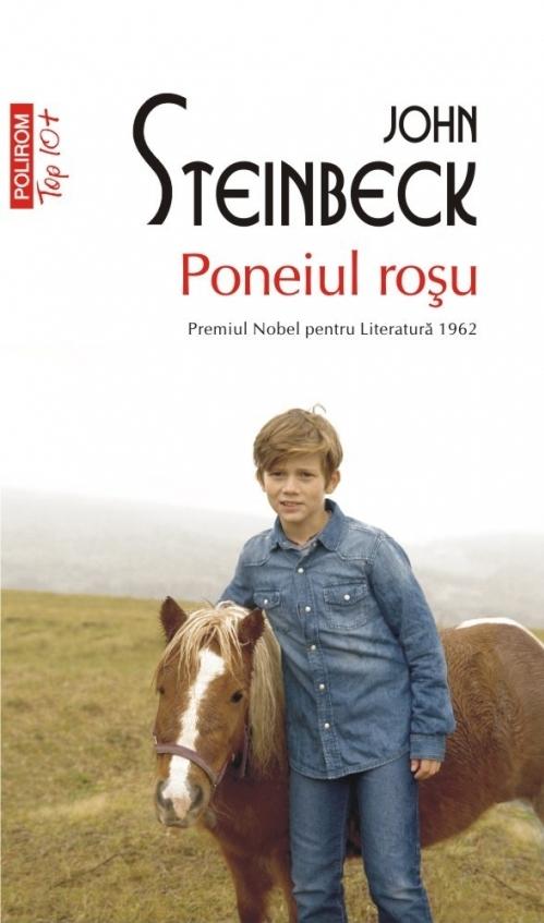 Poneiul roşu (ediție de buzunar)