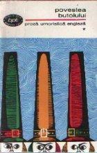 Povestea butoiului. Stafia familiei Canterville - Proza umoristica engleza, Volumele I si II
