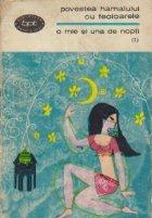 Povestea hamalului cu fecioarele - O mie si una de nopti, 1 (Noptile 1-24)