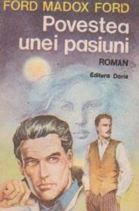 Povestea unei pasiuni - roman -