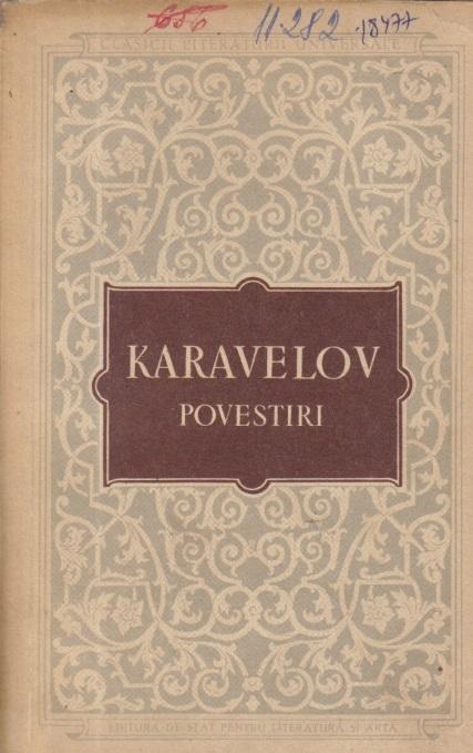 Povestiri (Karavelov)